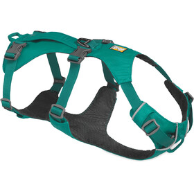 Ruffwear Flagline Valjaat, meltwater teal